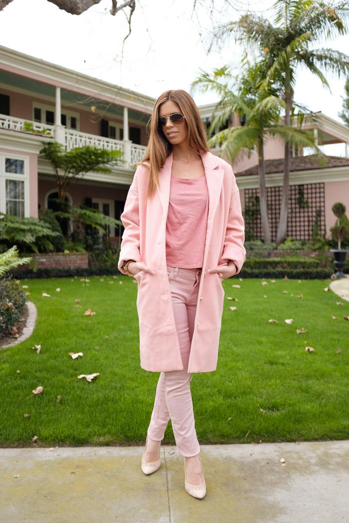pink-heels-zara-bcbg-ray-bans