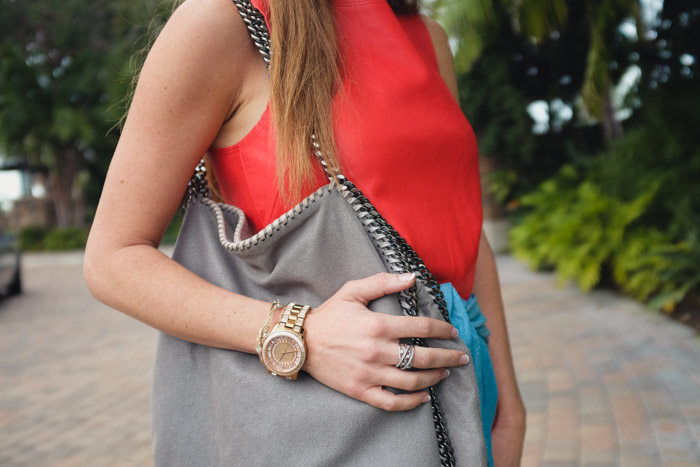 purse-grey-red-leather-suade