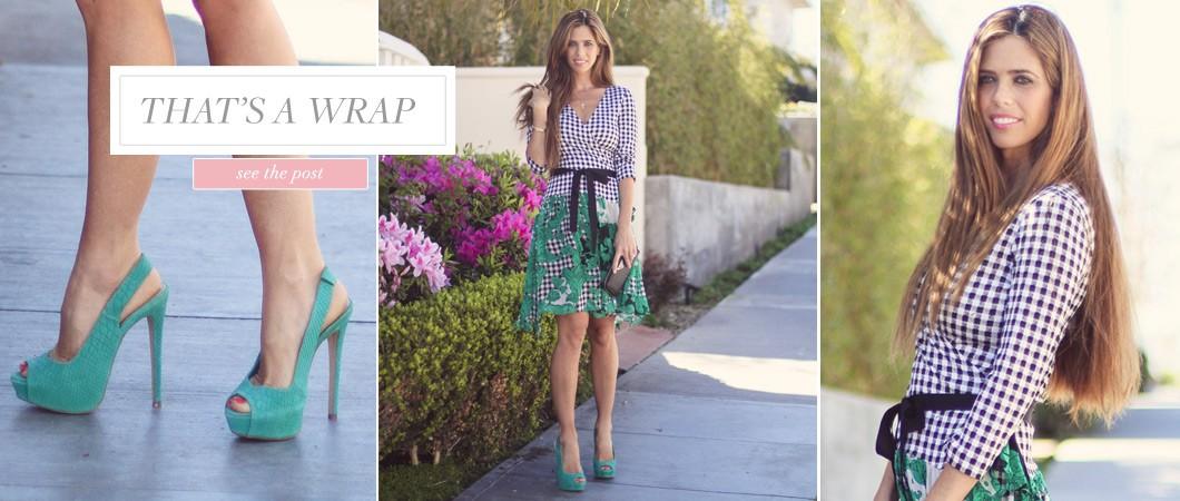 That's a Wrap (Dress)