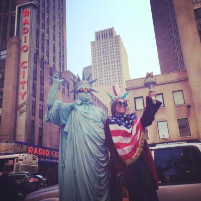NYC- Press Trip
