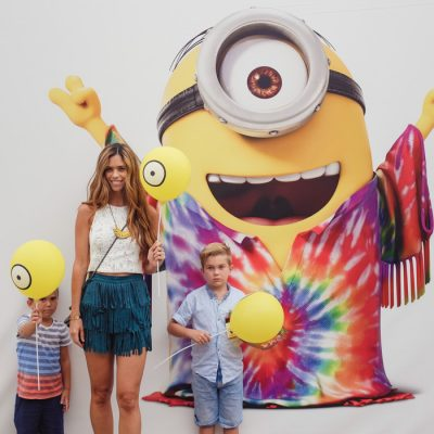 Minion Movie Premiere