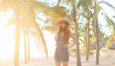 Romp'n In Paradise